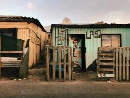 More informal housing of Khayelitsha