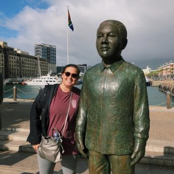 Nelson Mandela n me