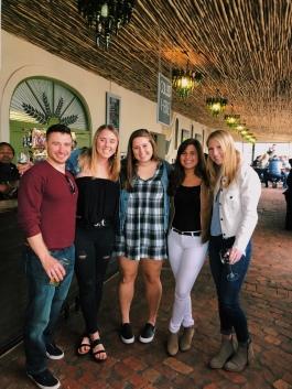 Austin, Maci, me, Hana, Nikki