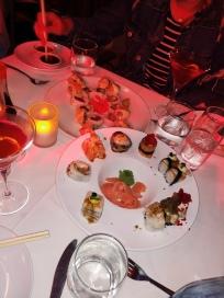 half-price sushi platters YUM